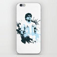 Diego iPhone & iPod Skin