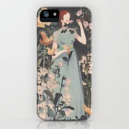 Anne of The Green Gables iPhone Case