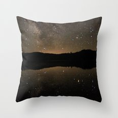 Perspective of Twilight Throw Pillow