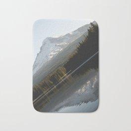 Mountain Slide Bath Mat