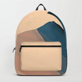 Golden Sunrise Over The Blue Mountains Backpack