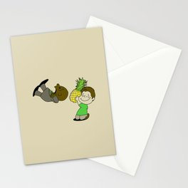 Psych! Stationery Cards
