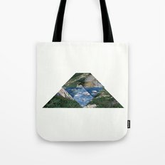 RIVER HILL Tote Bag