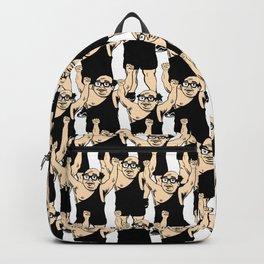 Trash Man Backpack