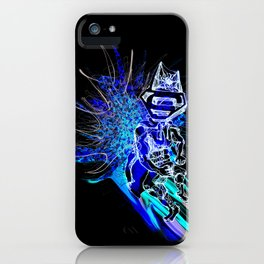 Stronger than ever!! iPhone Case