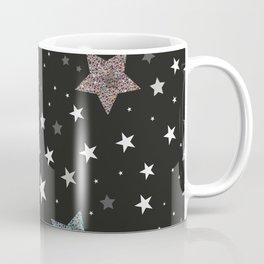 Stars with shining stars pattern Coffee Mug