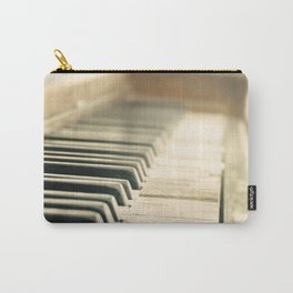 Tickling The Ivories Carry-All Pouch
