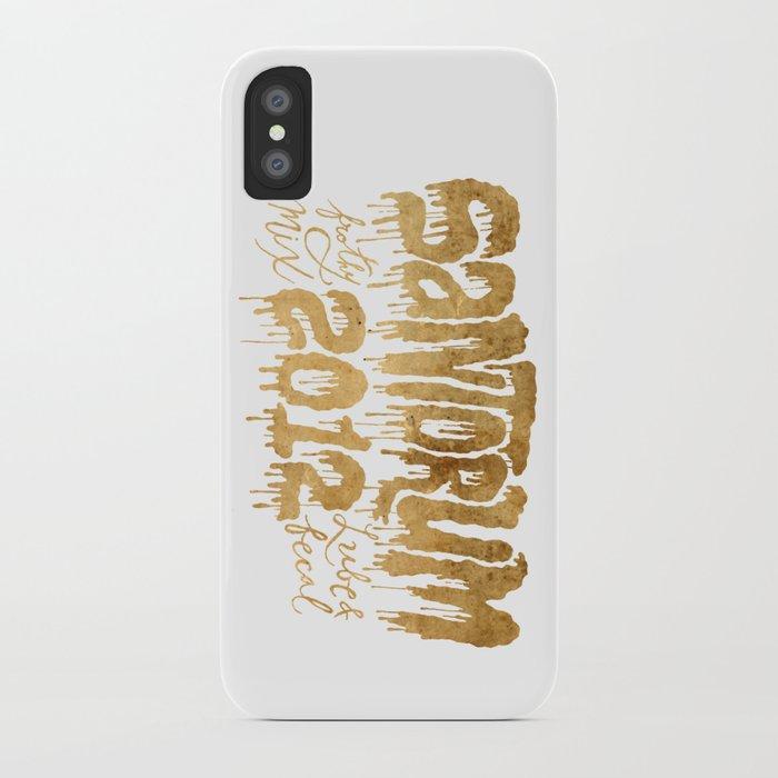 Santorum iPhone Case