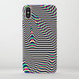 Trippy Drippy iPhone Case