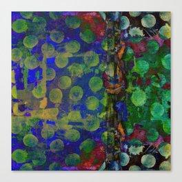 Molecule Madness Canvas Print