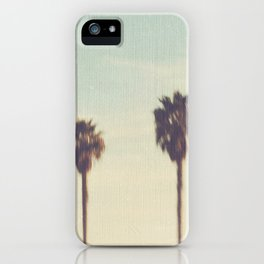 palm trees. Daydreamer No.2 iPhone Case
