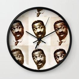 Jazz Heroes Series - Erroll Garner Wall Clock