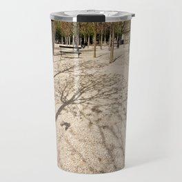 Tree & Shadow Travel Mug