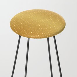 Art Deco Pattern 1 [RADIANT GOLD] Counter Stool