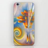 Dream City iPhone & iPod Skin
