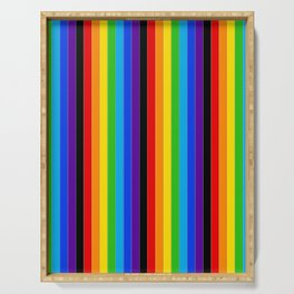 LGBTQ Pride Serving Tray