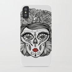 Miss Calavera Slim Case iPhone X