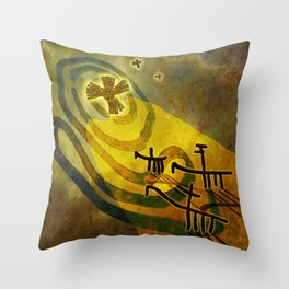 To the Star Throw Pillow