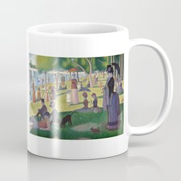 Georges Seurat - A Sunday Afternoon on the Island of La Grande Jatte Coffee Mug