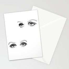 Twiggy Stationery Cards