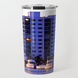 Waterfront Condos Travel Mug