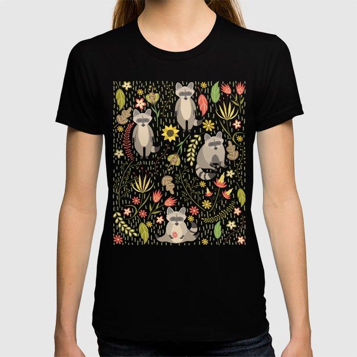 Raccoons T-shirt