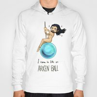 thorin Hoodies featuring ArkenBall Thorin by KuroCyou