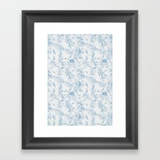 Morris. Framed Art Print