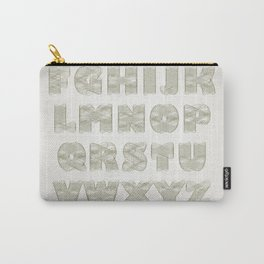 Lemniscate Carry-All Pouch