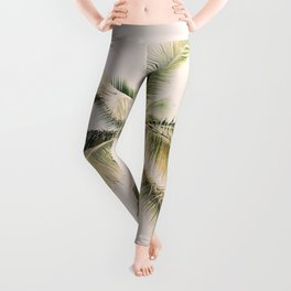 Tropical Palm Tree Leggings