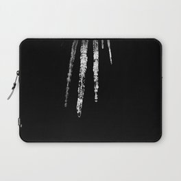 Icicles Laptop Sleeve