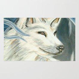 Wolf Diety Rug