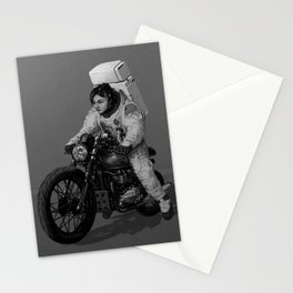 Mooncycle Stationery Cards