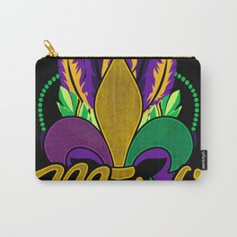 Mardi Gras Y'All Carry-All Pouch