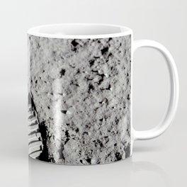Apollo 11 - First Footprint On The Moon Coffee Mug