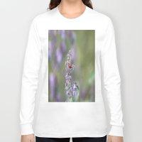 ladybug Long Sleeve T-shirts featuring Ladybug by Stecker Photographie