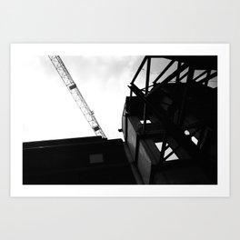 D.C. Addition Art Print