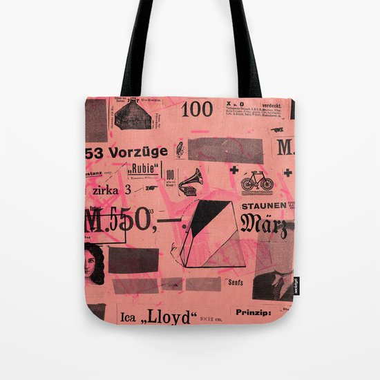 LSCHPPR Tote Bag