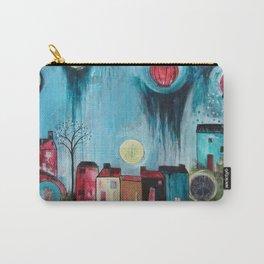 Home Love Belong Carry-All Pouch