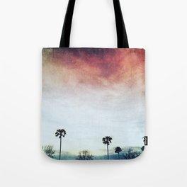 threes Tote Bag