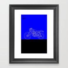Macchina No.13 Framed Art Print