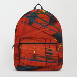C13D Distressed Backpack