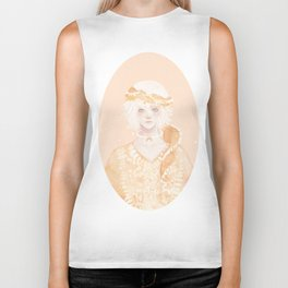 The Star Reader Biker Tank