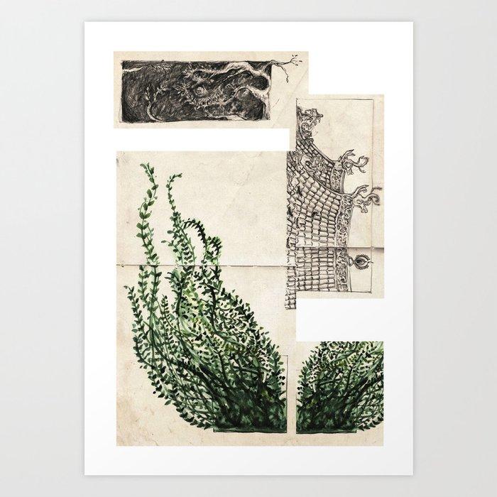 Penang Art Print