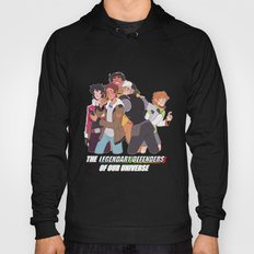 Behold, the Defenders of our Universe Hoody