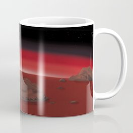 Nero Svenfor: Conquest of the planet Astrasuri-3 Coffee Mug