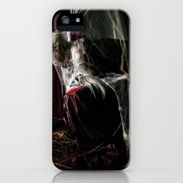 The Woman Who Waited iPhone Case