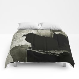 Bird Watcher Comforters