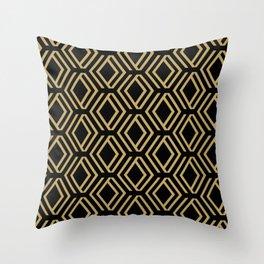Art Decó Throw Pillow