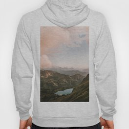 Far Views II - Landscape Photography Hoody